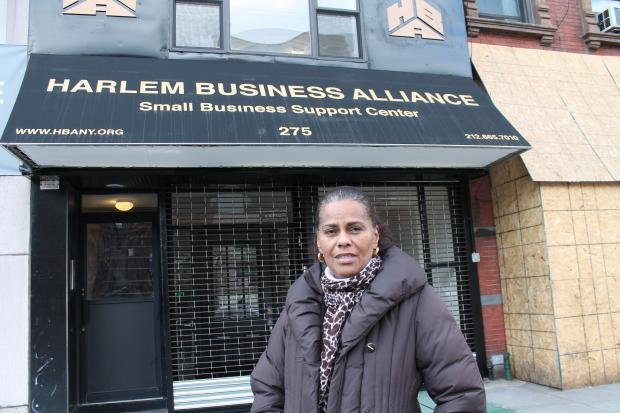 Regina Smith, executive director of the  Harlem Business Alliance , says the group will use a $700,000 three-year grant to open a Small Business Support Center that will help businesses with the back office operations necessary to succeed such as marketing, bid preperation, payroll, budgeting and strategic planning.