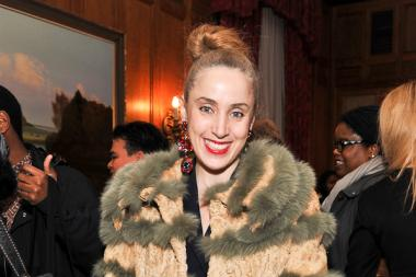 The Consulate General of the Russian Federation in New York presented a Russian Fashion Industry Reception.
