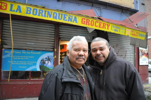The family grocer's closure follows a trend of longtime businesses' closings in South Williamsburg.