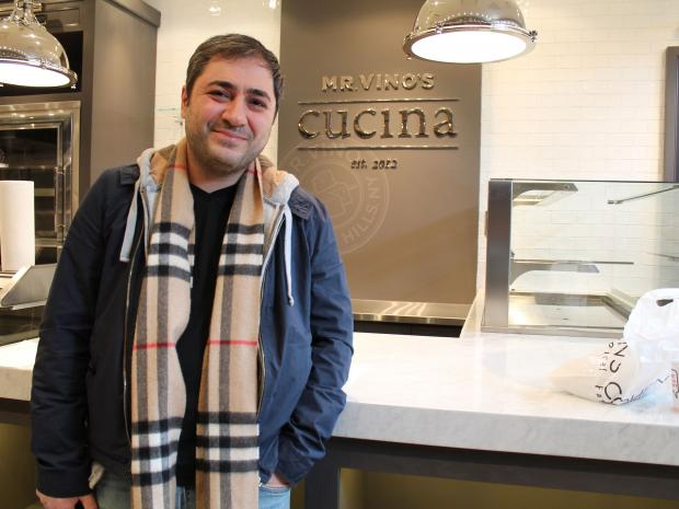 After many setbacks, Mr. Vino's Cucina is finally slated to open on Austin Street.