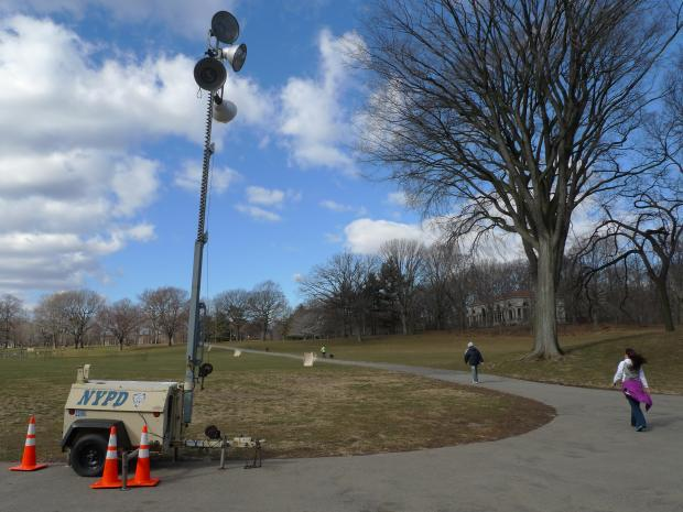 Newly released numbers show a significant increase in Prospect Park robberies in 2012.
