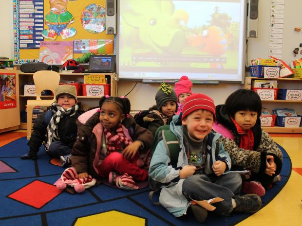 There are five public Pre-K programs in the Forest Hills and Rego Park area.