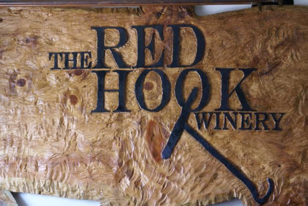 The Red Hook Winery in Red Hook is reopening tomorrow after their building was wrecked by Sandy.