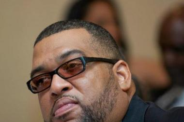 Bishop Wenzell Jackson, 47, pastor of Mount Hermon Baptist Church, died of a heart attack Tuesday, Feb. 5, 2013.