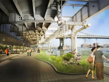 Scott Stringer to Propose New Greenway in State of the Borough Speech