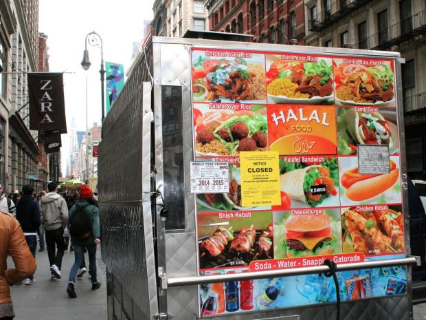 The Department of Health closed 20 food carts overnight Thursday, Feb. 21, 2013, according to City Councilwoman Margaret Chin, who backed the investigation.