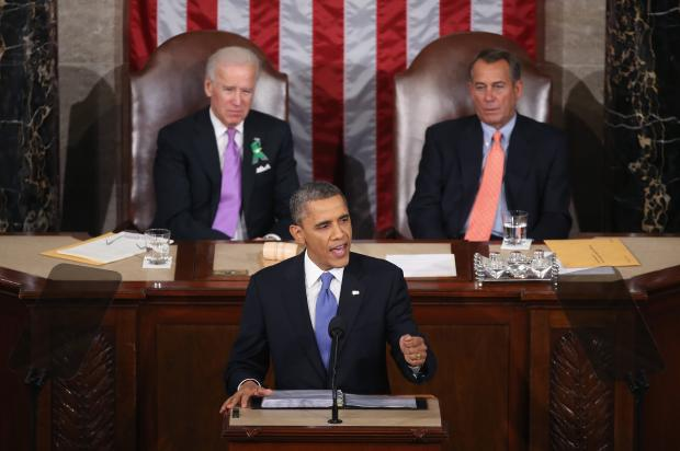 Obama echoes Bloomberg in State of the Union speech.