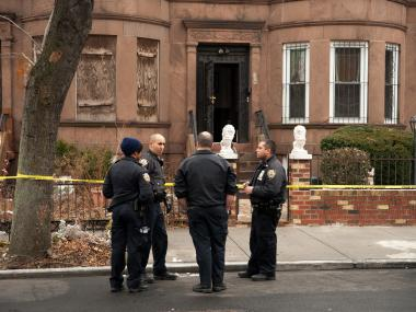 FLATBUSH DITMAS PARK - Two women were reportedly shot inside 359 East 25th Street in Brooklyn, one critically. A male suspect was taken into custody. It is not known what sparked the shooting.