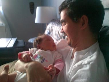 City Councilman Ydanis Rodriguez is the first member in memory to take paternity leave.