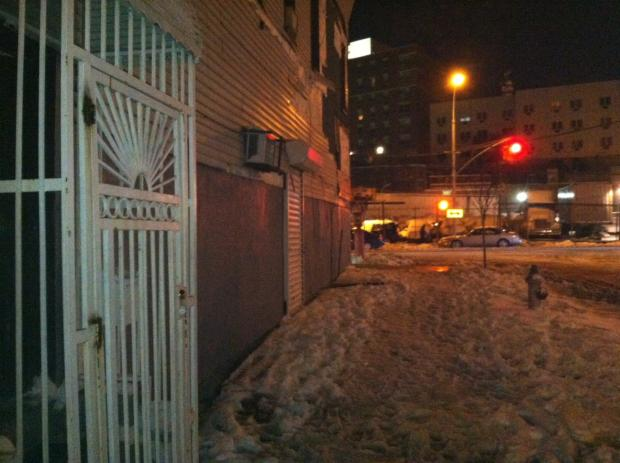 A young man was killed and another wounded in a shooting a Bronx party early Saturday morning, Feb. 9, 2013, police and sources said.