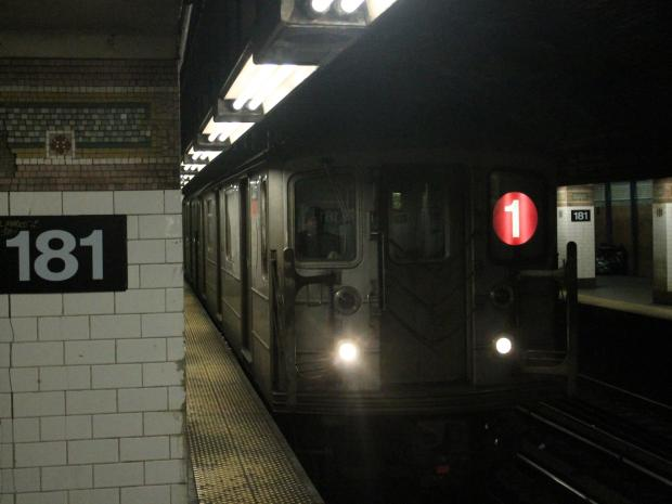Repairs should begin by May at the 168th and 181st 1 train stations.