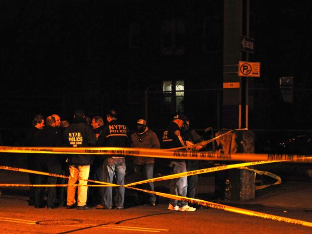 A man who allegedly fired at police was shot at 298 Grafton St., officials said.