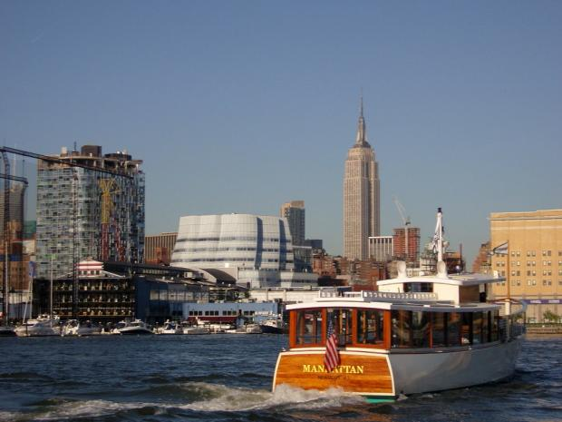 This year's AIA Around Manhattan Boat tour will look at the waterfront in a post-Sandy city.