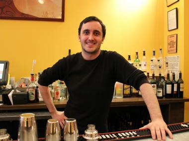 "Andrew Goddard, a bartender at B. Smith's, told DNAinfo.com what guests have been saying about ""Breakfast at Tiffany's."""