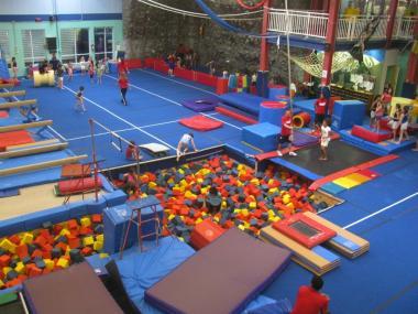 Chelsea Piers Kids Activities