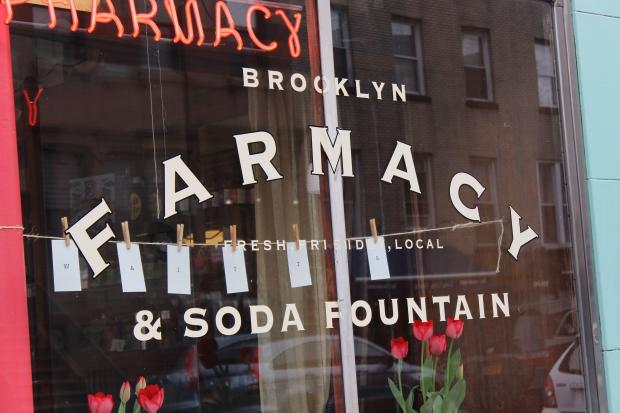 Brooklyn Farmacy at 513 Henry Street.