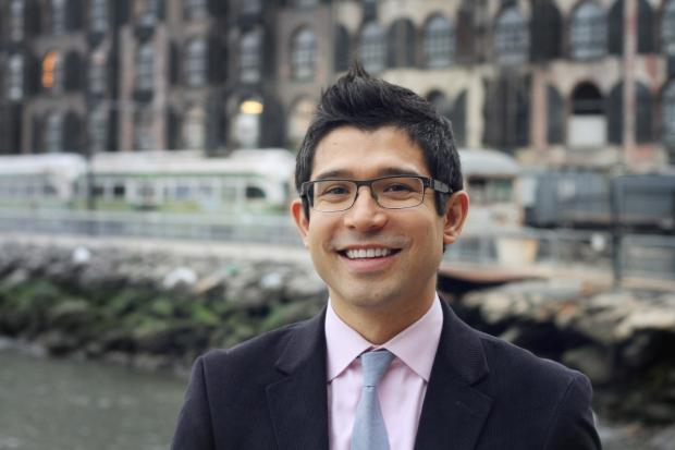 Carlos Menchaca was the first openly LGBT Mexican-American to run for City Council.