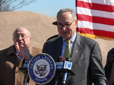 Sen. Charles Schumer called on the DEA to launch a special team to crack down on heroin trafficking in New York.