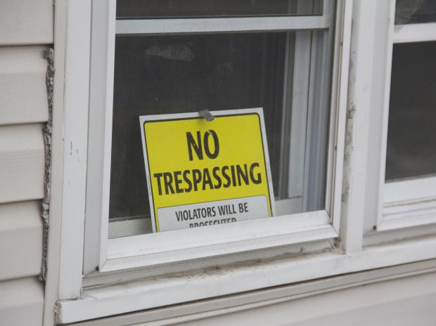 Residents in Midland Beach and New Dorp Beach said squatters have started to live in homes being rebuilt.