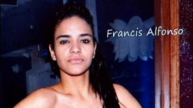 Police say Francis Angelica Alfonso Pellerano, 19, who was deaf, was killed and stuffed into a 55-gallon drum inside the Harlem apartment her boyfriend Bismark Lithgow, 24, shared with his grandmother. Pellerano had been a student at the Rhode Island School for the Deaf.
