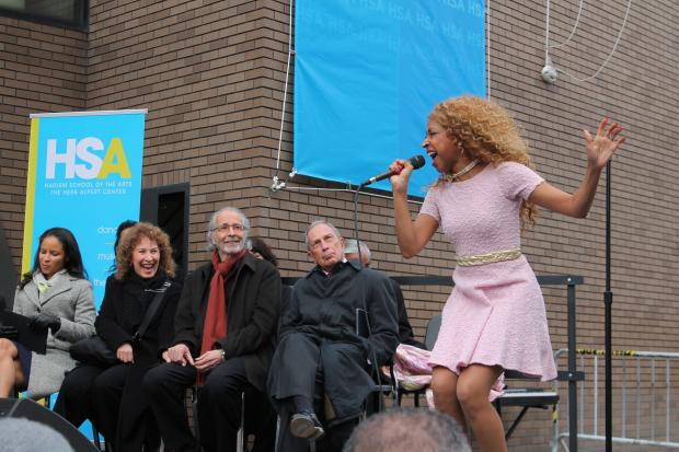 The Harlem School of the Arts' building was renamed the Herb Alpert Center on Monday, March 11, 2013, in honor of musician and entrepreneur Alpert who donated $6 million to the school through he and his wife's foundation.
