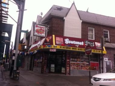 A small group of four or five men attacked two victims near 126-19 Jamaica Ave. Wednesday afternoon.