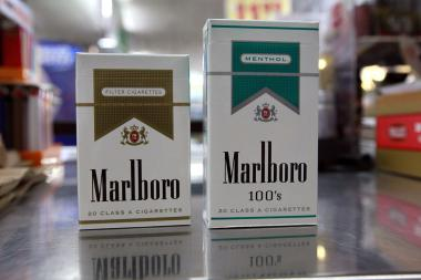 Cartons of cigarettes will no longer be displayed in city stores if a new law proposed by Mayor Michael Bloomberg is passed.