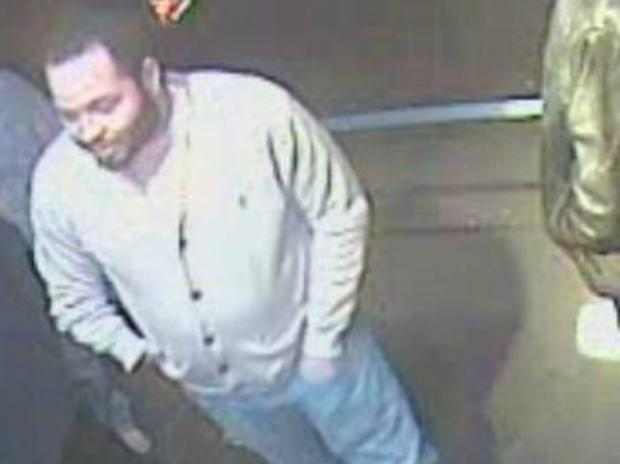 The NYPD released photographs of six 'persons of interest' wanted for questioning about a slashing at Columbus 72 Club.