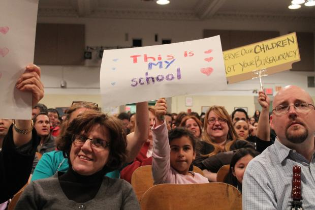 The DOE is planning to significantly reduce the number of classes at P.S. 122's high-ranking gifted middle school Academy in order to extend its general education classes -- which currently end after fifth grade -- thought eighth grade.