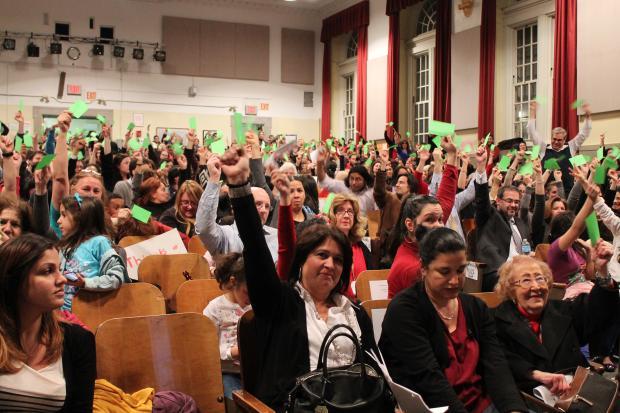 Parents say expanding general ed. classes and cutting the G&T program will ruin the high-ranking school.