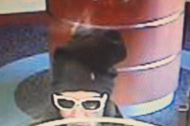 Police are looking for this man in connection with a March 4, 2013 bank robbery on Staten Island, police said.