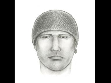 A police sketch of a man suspected of sexually assaulting a woman March 29 in Forest Hills Park that police released on March 31, 2013.