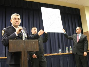 On April 2, the 112th Prec. held a special meeting to address recent rash of burglaries in Forest Hills.