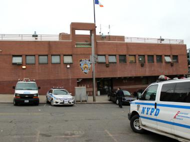 The 44th Precinct stationhouse sits at 2 E. 169th Street. The precinct has gone from mid-February almost to mid-April 2013 with no shootings.