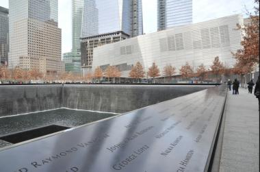 The 9/11 Memorial, pictured here, is offering discounted rates for inagural memberships for its museum, slated to open in spring 2014.