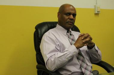 Boys and Girls High School Principal Bernard Gassaway hopes he can turn the troubled high school around.