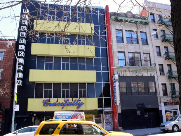 A large health club could be moving into 28 Avenue A in the East Village.