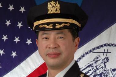 Chief Thomas M. Chan was introduced Friday as the new head of the Community Affairs Bureau.