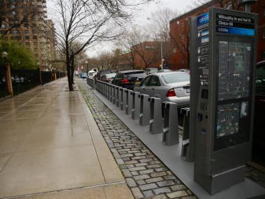After years of anticipation, the Citi Bike Share kiosks are hitting the streets of Brooklyn.