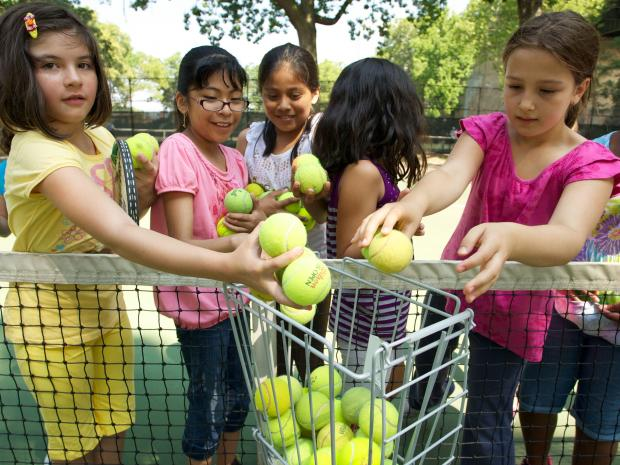 Battle of the Boroughs Tennis Challenge will be held in New York parks in May and June.