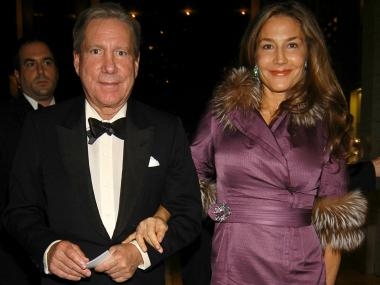 The daughter of Upper East Side investor says his widow siphons more than $50,000 a month from estate.
