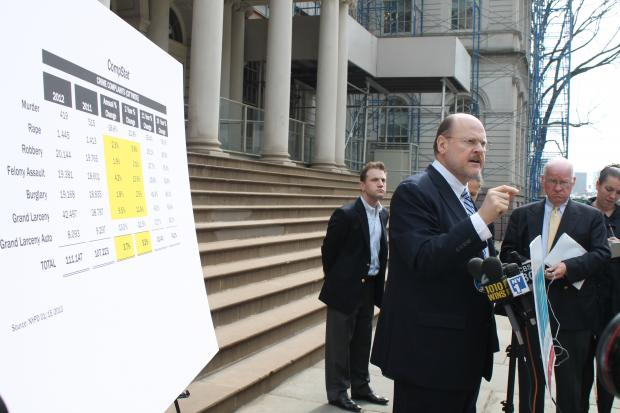 "Lhota Says Inspector General Would ""Handcuff"""