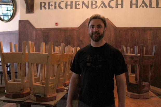 The twin brothers behind respected suds staples Hop Devil Grill in the East Village and the now-closed David Copperfield's Beer Bar on the Upper East Side are planning to open a 200-plus German bierhaus and grill the week of April 15, 2013.