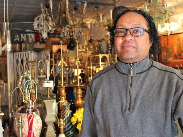 The Bedford Street antiques shop will close in mid-May 2013 because of a steep rent hike, store owner Marcelo Soriano.