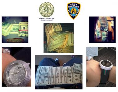 41 gang members working out of Lower East Side and East Village housing projects were busted for running a multi-million dollar cocaine ring.
