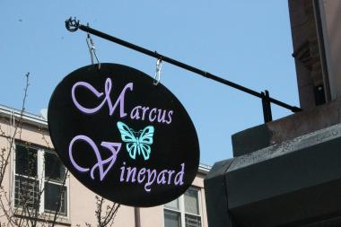 Marcus Vineyard features tapas inspired by countries all over the world.