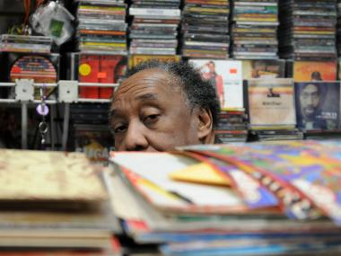 Earl Moodie has helped sell reggae records in The Bronx since the early '70s to legendary DJs like Afrika Bambaataa and Kool Herc and musicians like Keith Richards.