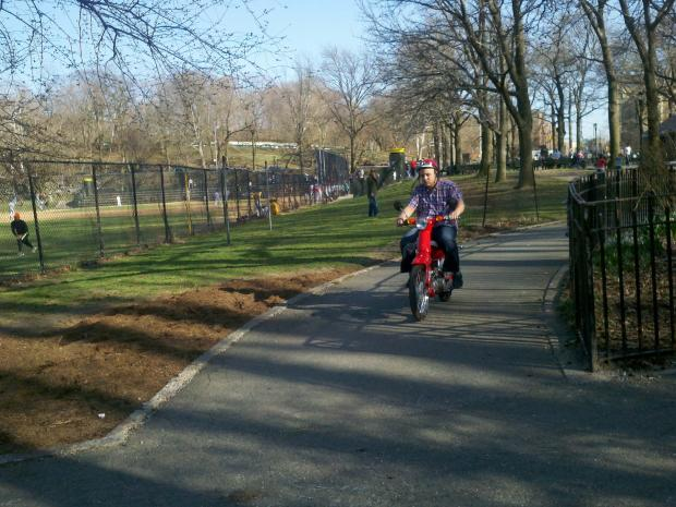 More than 200 residents have signed a petition asking for more patrols during the park's summer months.