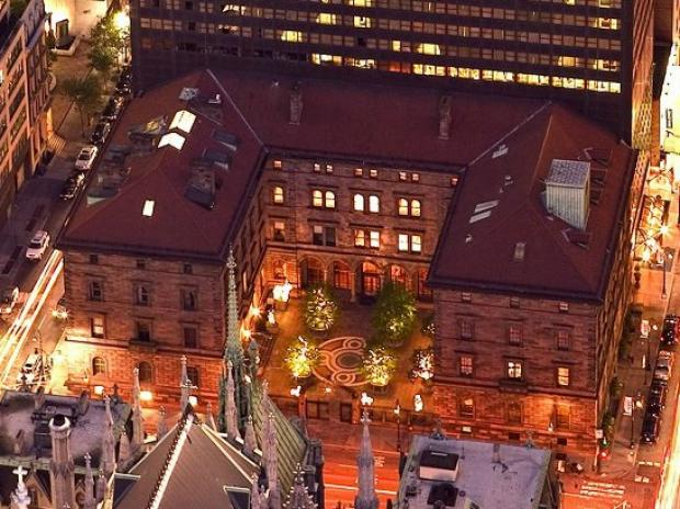 The New York Palace suffered an hours-long blackout that left roughly 1,200 guests stranded without electricity, water, or access to their rooms after a broken water main flooded the building's basement and damaged a backup generator, sources said, forcing dozens to seek other accommodations or wait out the outage in the hotel lobby.