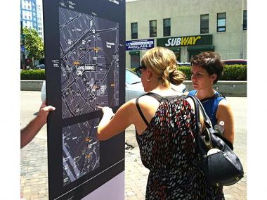 "Some SoHo and Nolita residents say DOT ""wayfinding"" signs set to be installed in spring 2013 don't belong in a historic district."